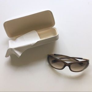 brown Tom Ford Jennifer sunglasses retro 70s style